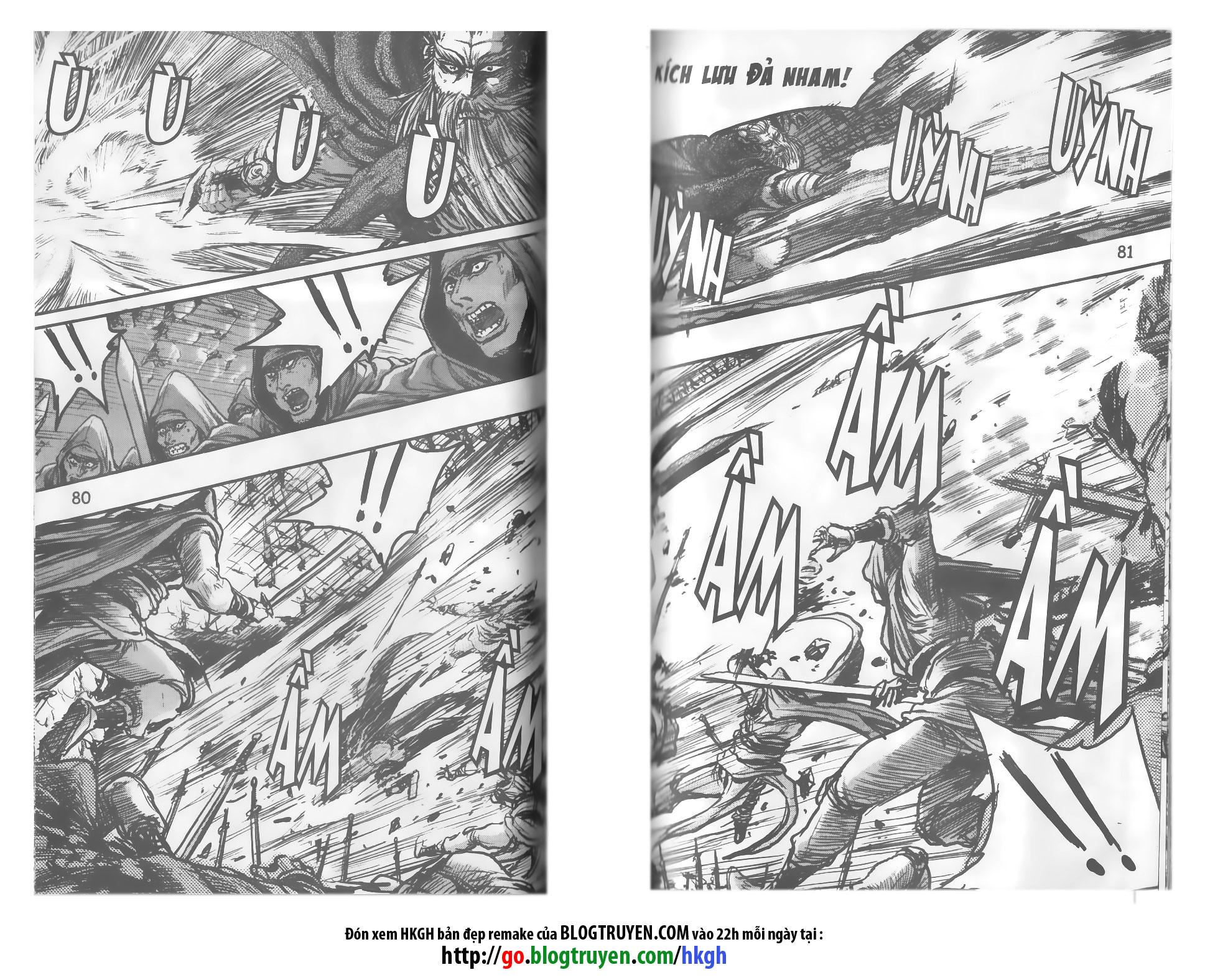 Hiệp Khách Giang Hồ - Hiệp Khách Giang Hồ Chap 407 - Pic 12