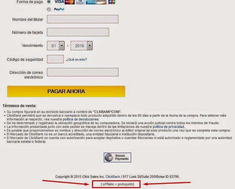 Como Ganar Dinero Con clickbank Prueba