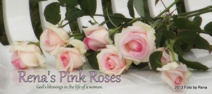 Rena's Pink Roses
