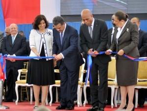 Haití se regocija con universidad