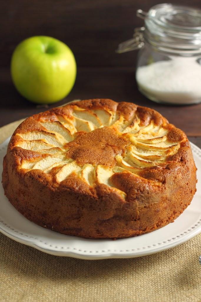Formine e mattarello torta di mele norvegese for Cucina norvegese