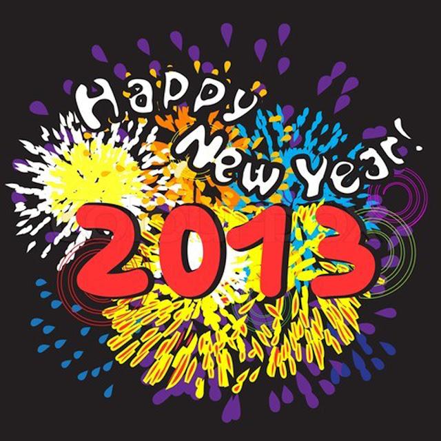 new year 2013 ipad wallpapers 02