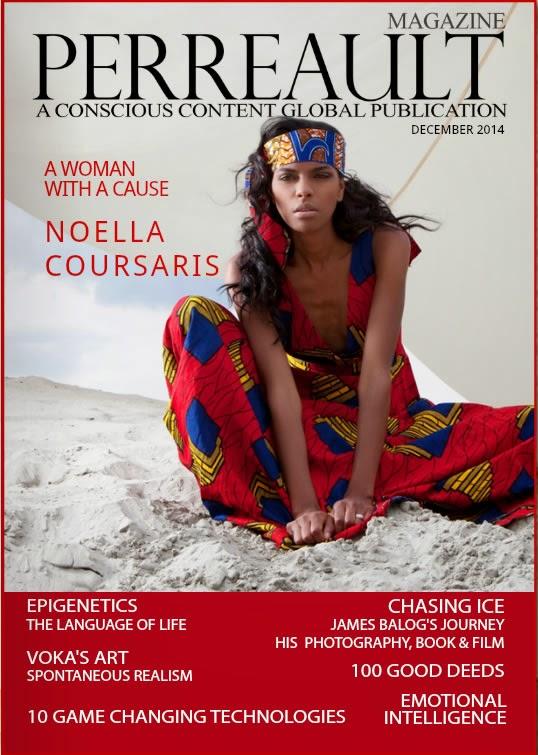 brigitte perreault Magazine