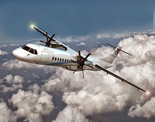Fly Gosh: ATR Direct Entry First Officer - 2 Year Job Contract ...