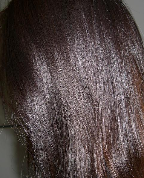 Here's my BEFORE hair- I took a photo next to the color chart, the ...