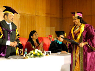 Dream Girl Hema Malini is now Dr. Hema Malini