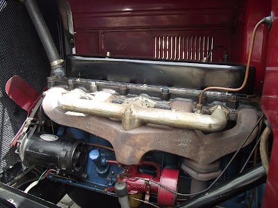 1929 Chevrolet motor's