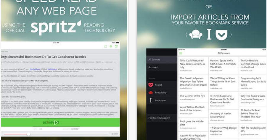 The Best Teacher Apps for Learning Speed Reading