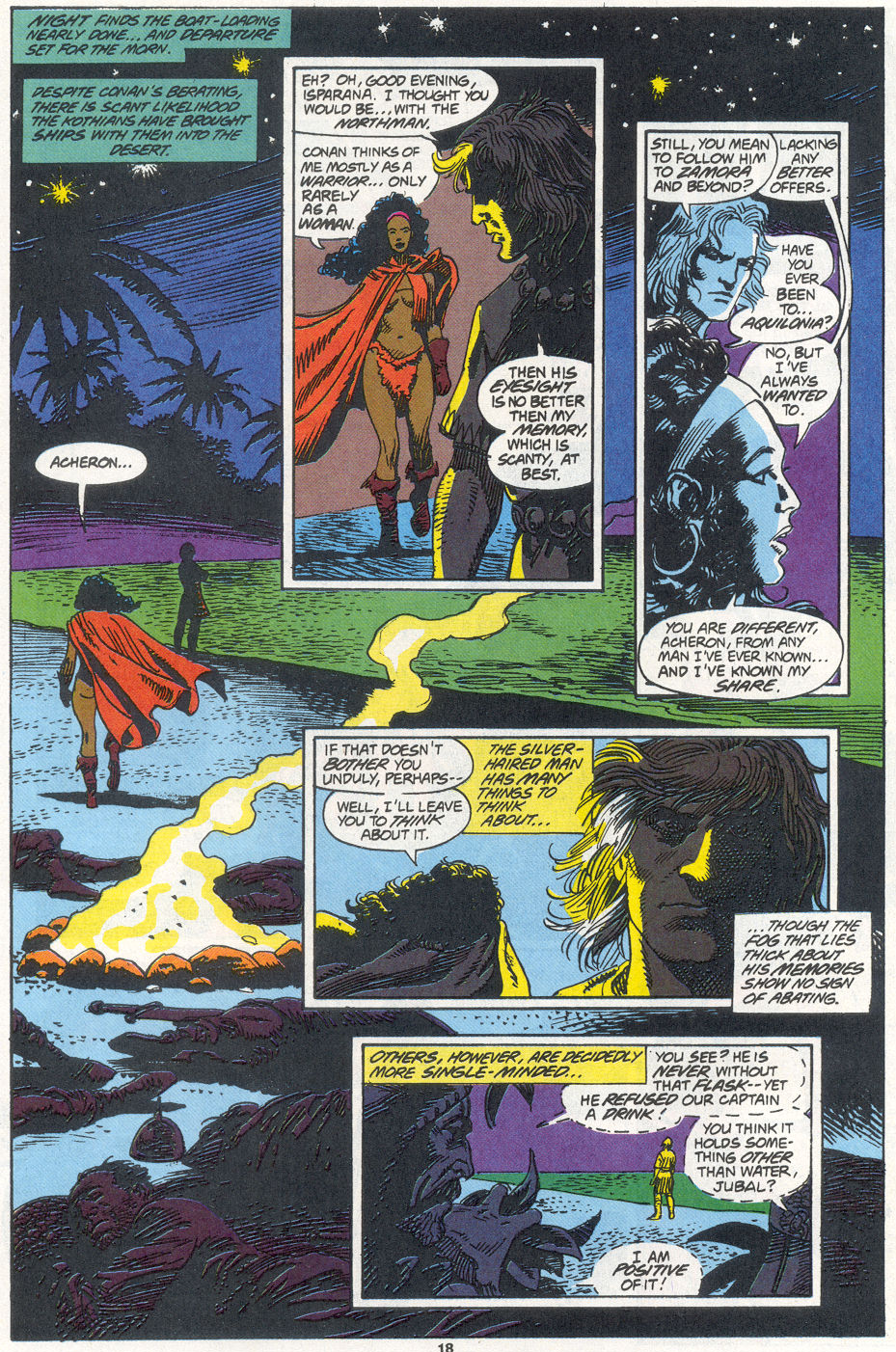 Conan the Barbarian (1970) Issue #270 #282 - English 14