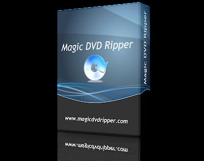 Descarga Magic DVD Ripper 7.1.0 con registro