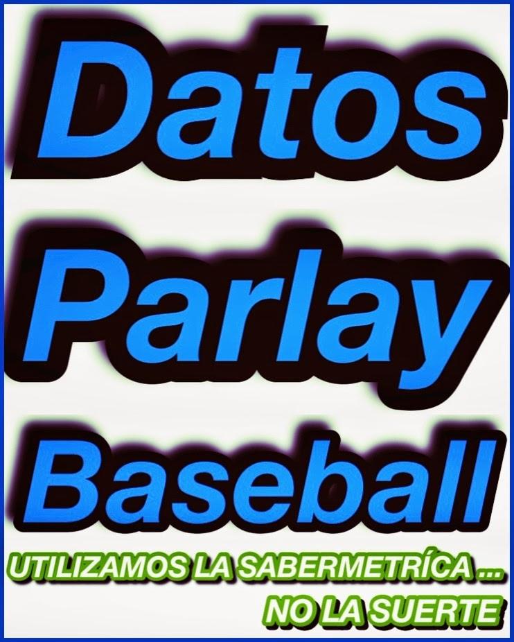 Datos Parley béisbol ganadores