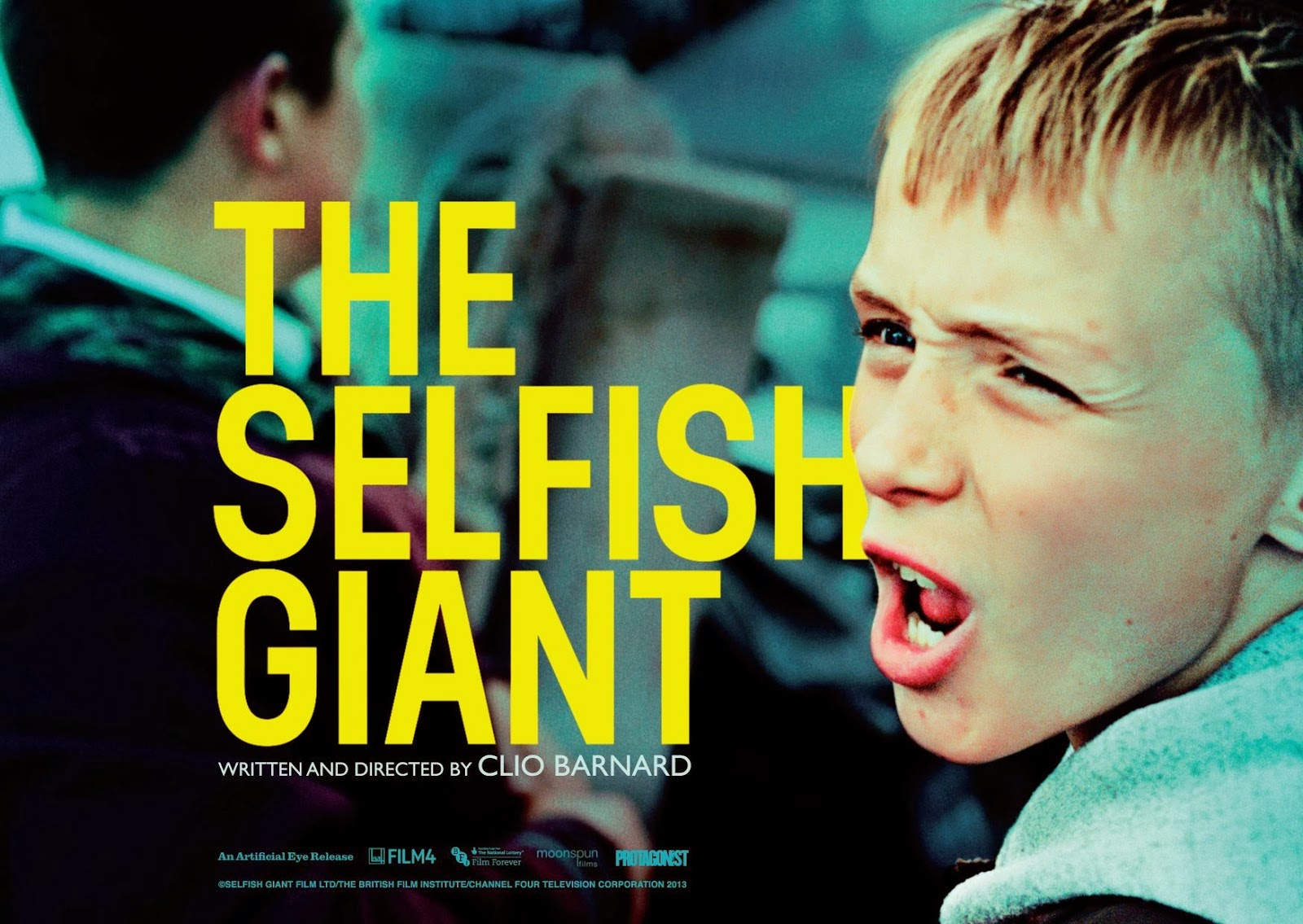 Frases de la película The Selfish Giant
