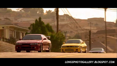 The Fast and The Furious Nissan Silvia S14 and Nissan Skyline GTR