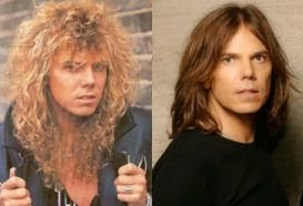 Joey Tempest. Europe