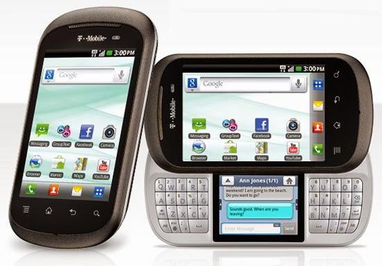 LG DoublePlay C729