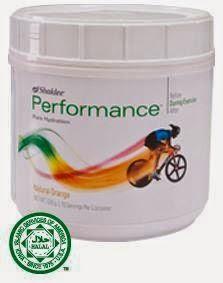 Performance Drink Shaklee Untuk Denggi