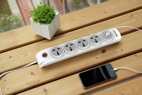 Huntkey SZN Series of Universal Power Strips