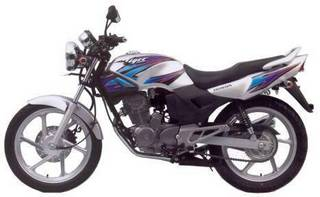 Honda Tiger 2000 New Super Cruiser