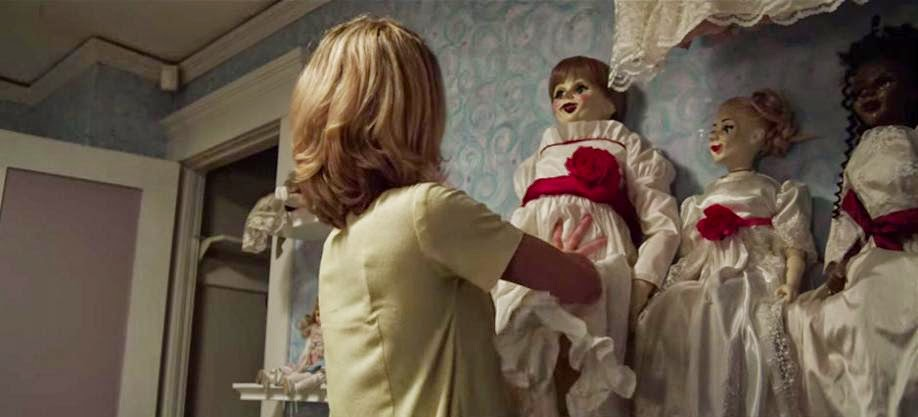 Image Result For Annabelle Movie Cast