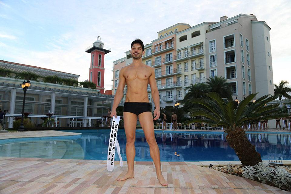 Mister Trindade & Martim Vaz - Gustavo Siqueira, 24 anos, 1,85 m - Foto: Leonardo Rodrigues