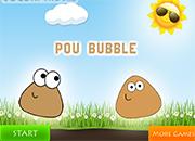 Pou Bubble Online