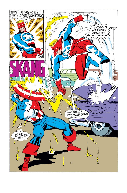 Captain America (1968) Issue #327 #256 - English 16