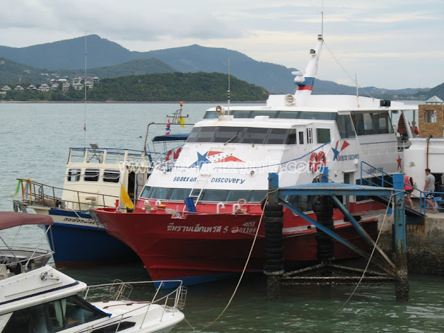 Ferry Samui