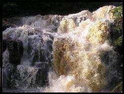 Cachoeira do Caiano - Frutuoso Gomes