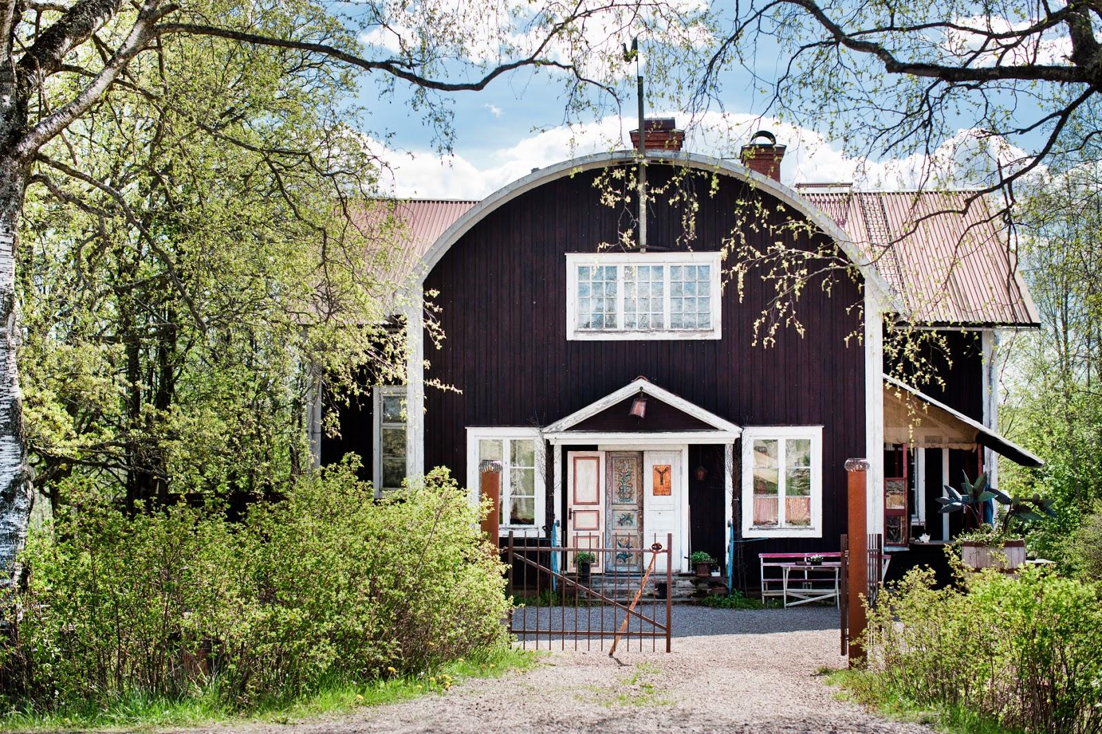 Vintage: y atelje i sköna hem