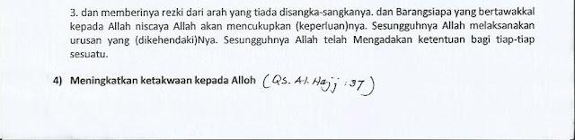 Hikmah ibadah Qurban
