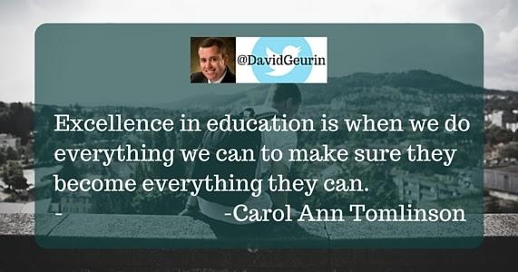 The  Davidgeurin Blog  Schools Should Never Confuse