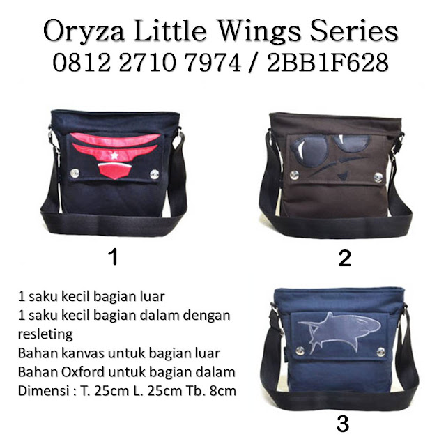 Supplier Oryza Small Bag Little Wings Series