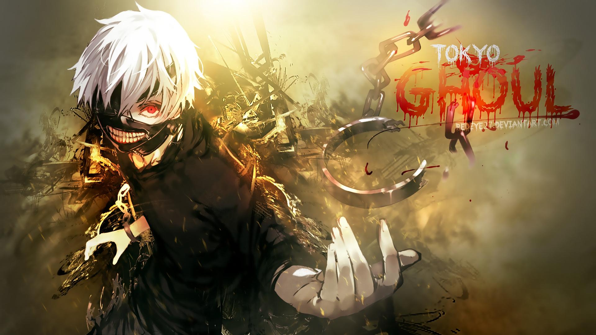 Koleksi Gambar Wallpaper Anime Tokyo Ghoul Bilik Wallpaper