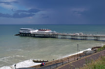Cromer Norfolk England Pier