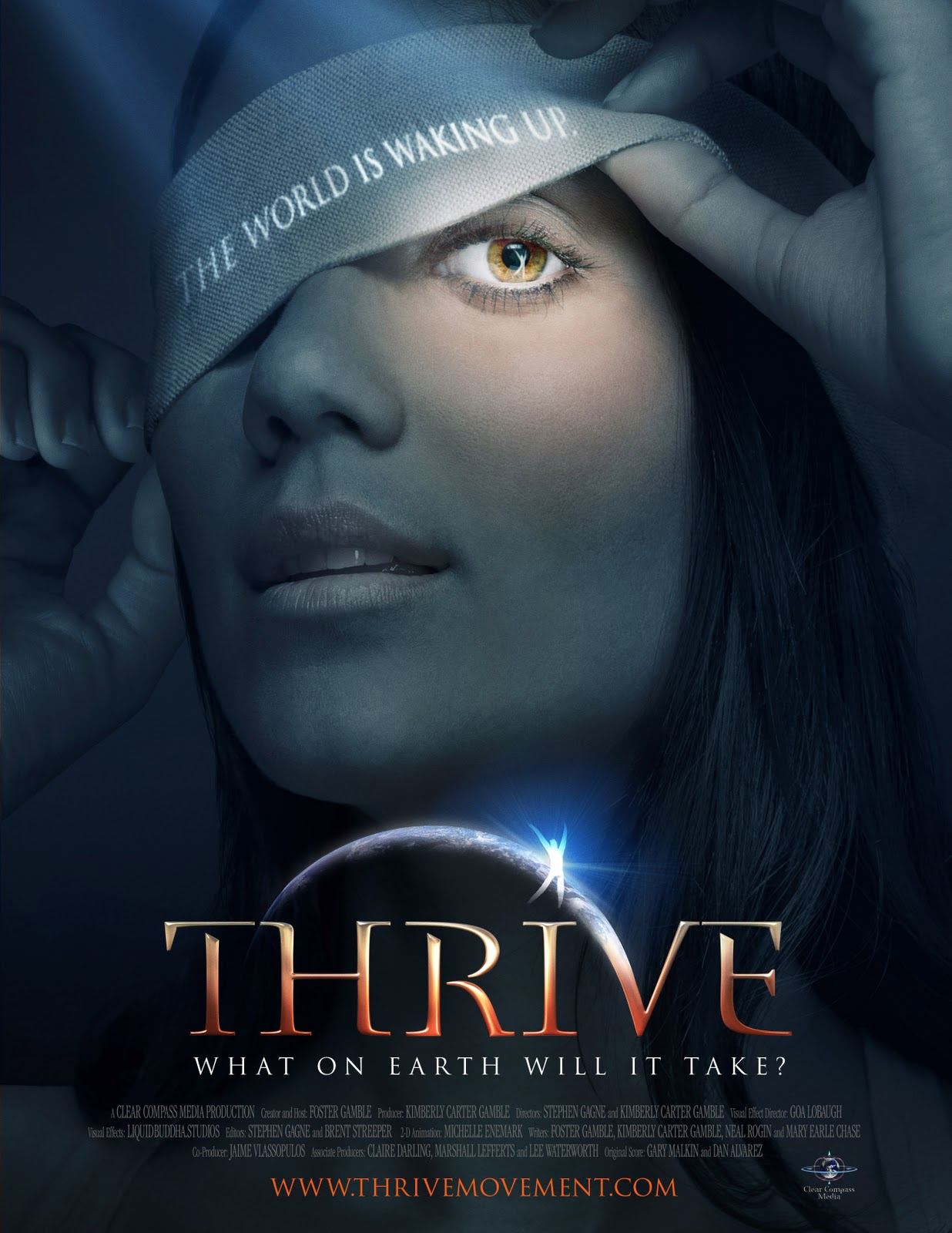 Thrive affiche