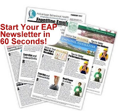 America's Only EAP Newsletter for and By EAPs