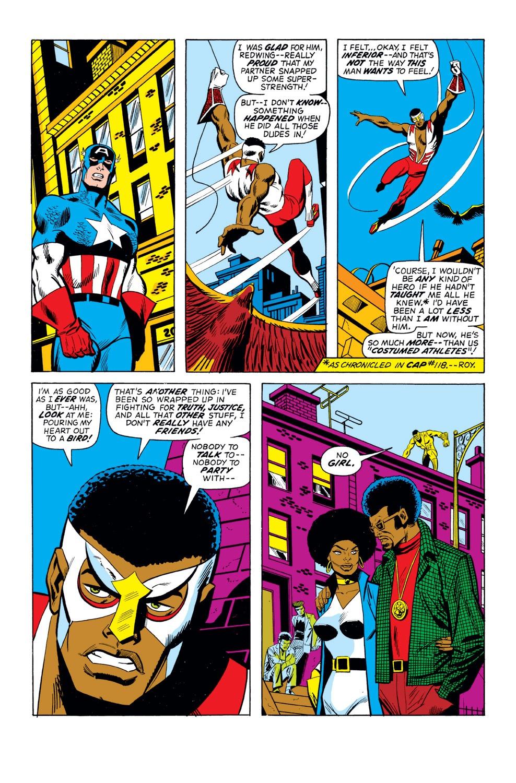 Captain America (1968) Issue #160 #74 - English 6