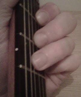 G major triad | guitar chord