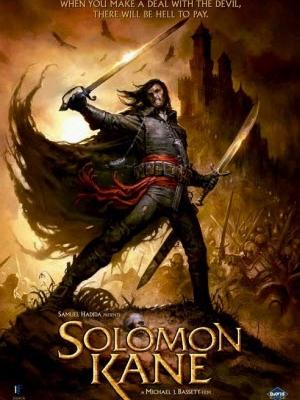 Chiến Binh Thế Kỷ ,Solomon Kane 2009