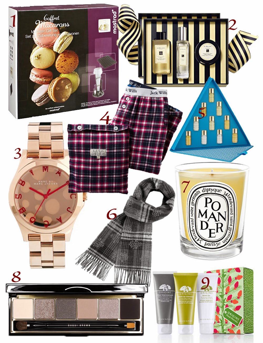 Christmas Gift Guide 2013 - Gifts for Her | Baking Fashion