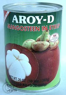 mangosteen canned