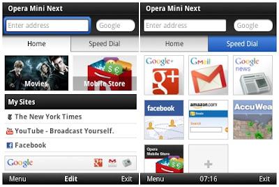 Download Aplikasi Opera Mini 7 Terbaru Gratis Untuk Semua Hp 2013