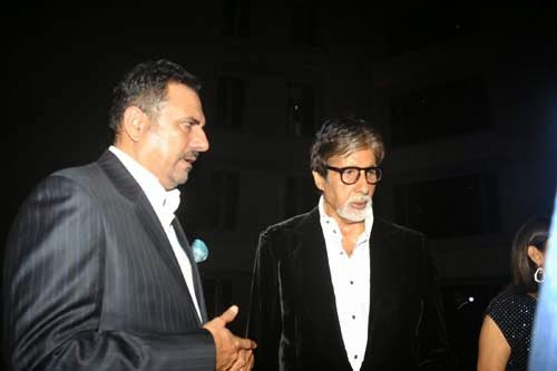 Bhoothnath Returns Movie Team Success Meet Event