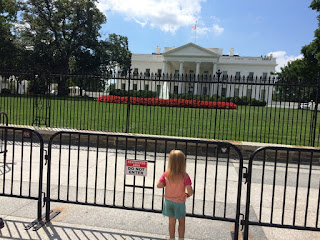 The Educational Summer Vacation: Visiting Washington, D.C. -- Even if you can't physically go to Washington, D.C., you can use the resources and links here to teach your kids all about the capital of the United States of America.  {posted @ Unremarkable Files}