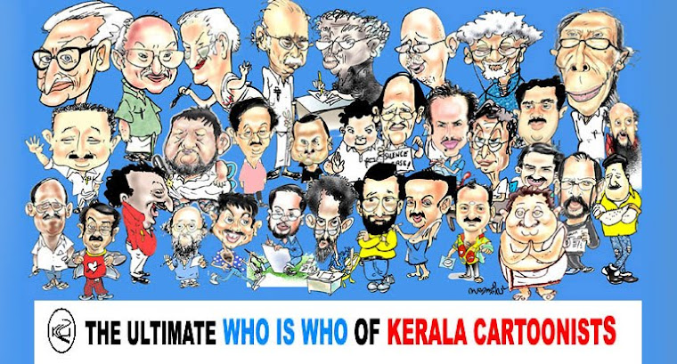 WHO-is-WHO of KERALA CARTOONISTS
