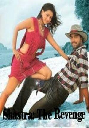 Shastra The Revenge 2014 Hindi Dubbed DTHRip 700mb