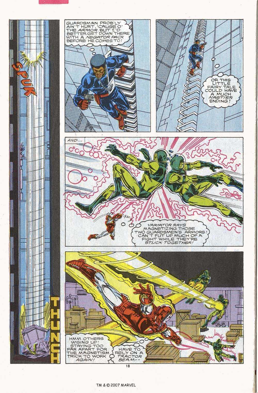 Captain America (1968) Issue #339b #269 - English 26