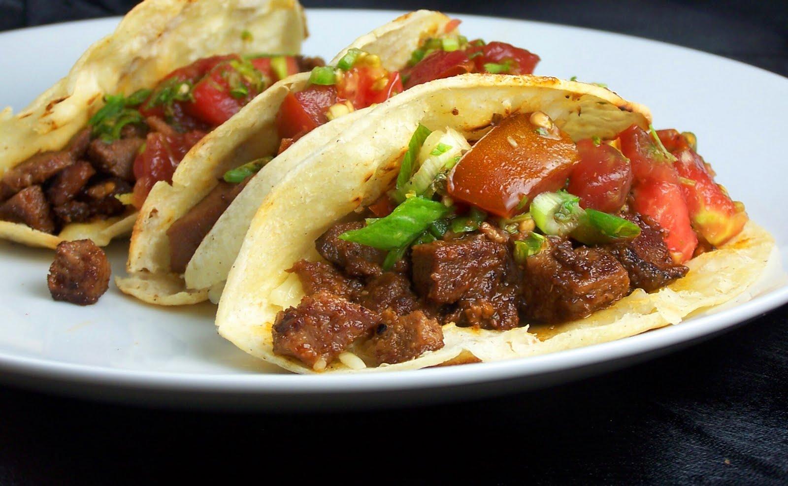 beef tacos de lengua view my finished lengua tacos taco de lengua beef ...