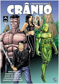 CRÂNIO N°5 (Universo Editora )