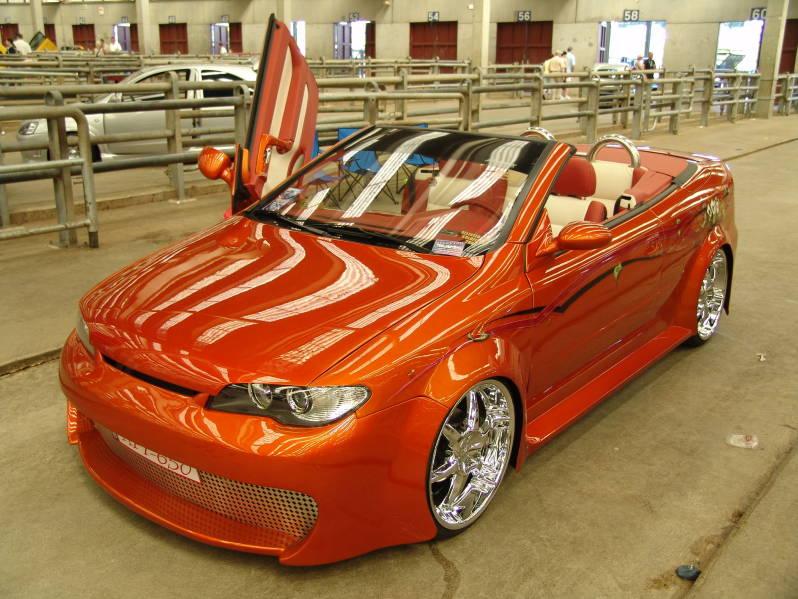 modify car